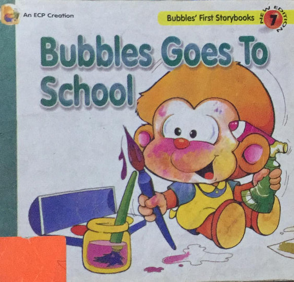 Bubbles Goes To School  No 7