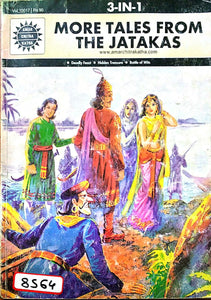 More tales from the jatakas