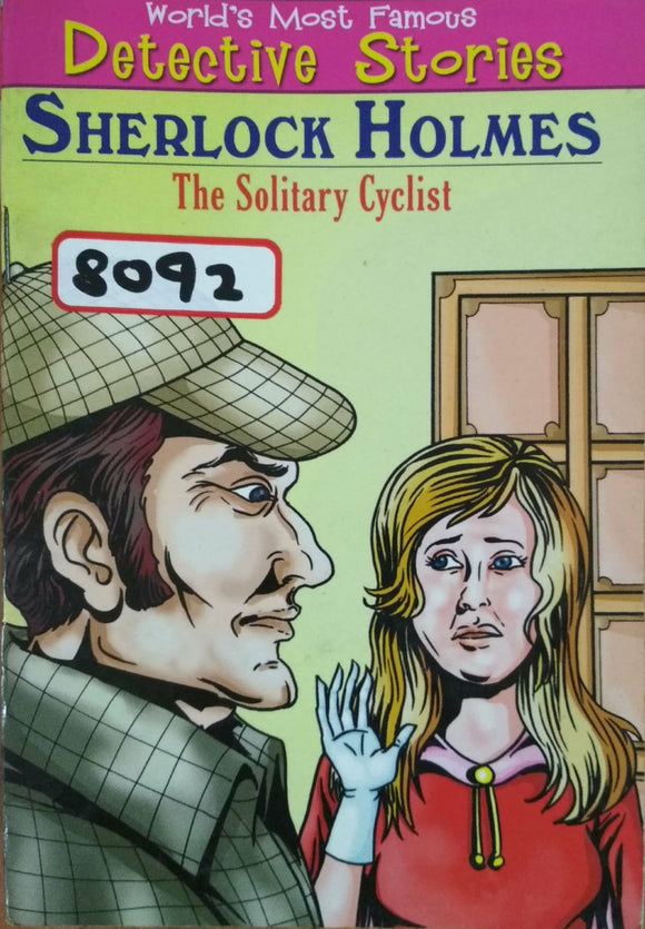 Sherlock Holmes: The solitary cyclist