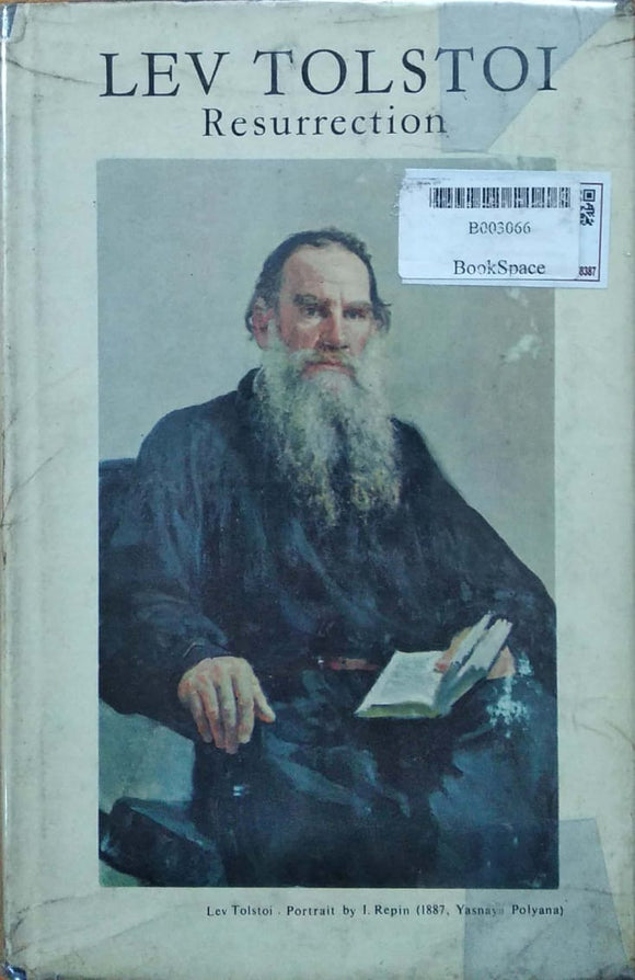 Resurrection by Lev Tolstoi (Progress Publisher)