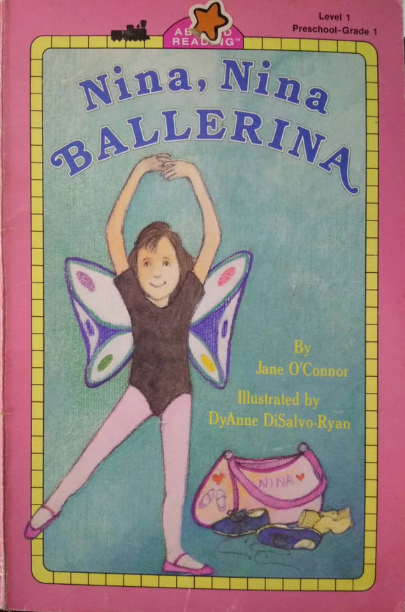 Nina, Nina Ballerina (All Aboard Reading)