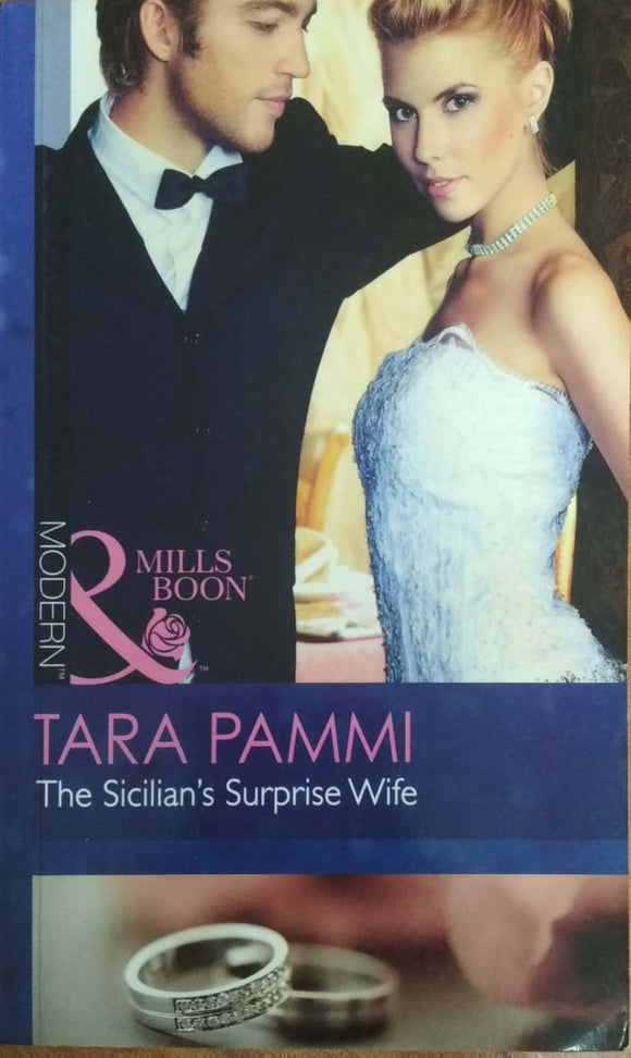 The Sicilian's Surprise Wife by Tara Pammi