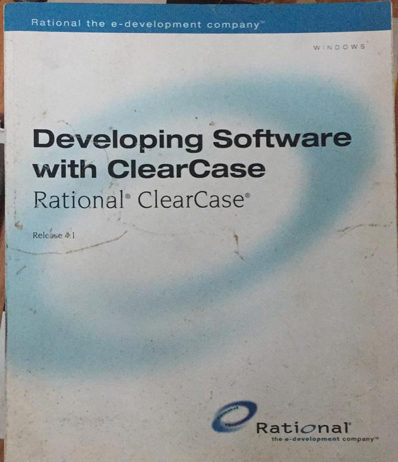 Developing Software with CLearcase