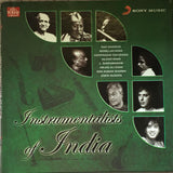Instrumentalists of India