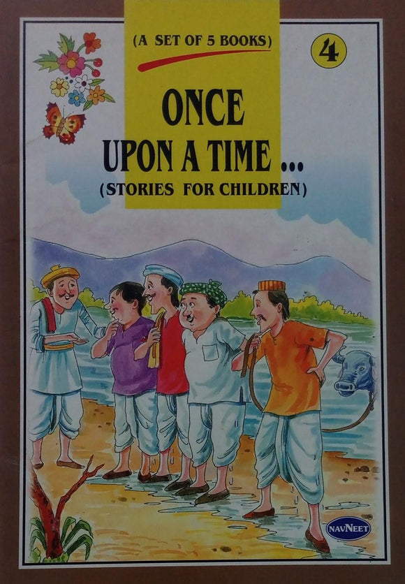 Once Upon A Time.( Stories For Children)