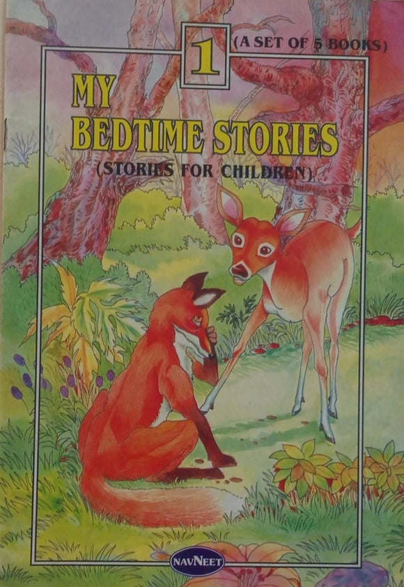 My Bedtime Stories-1 (Stories For Children)