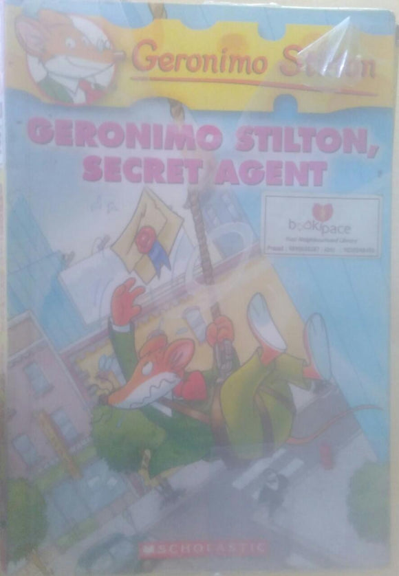 Geronimo Stilton Secret Agent, By Geronimo Stilton