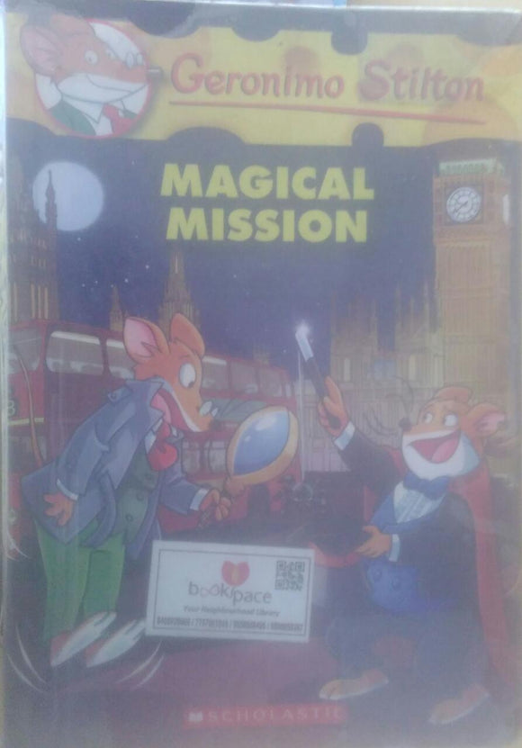 Magical Mission, By Geronimo Stilton
