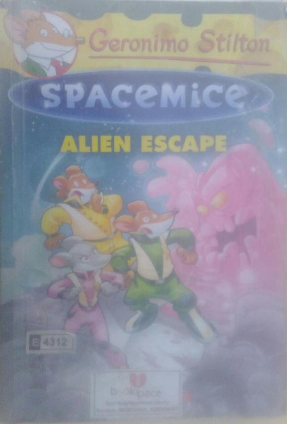 Spacemice Alien Escape, By Geronimo Stilton