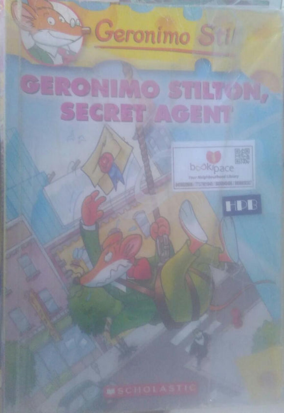 Geronimo Stilton, Secret Agent, By Geronimo Stilton