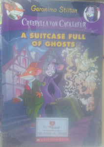 A Suitcase Full of Ghosts, By Geronimo Stilton