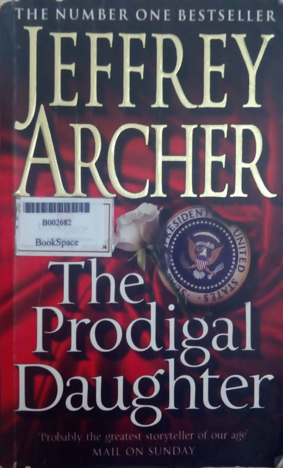 The Prodigal Daughter (Kane and Abel series) by Jeffrey Archer