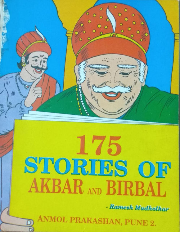 175 Stories Of Akabar And Birbal