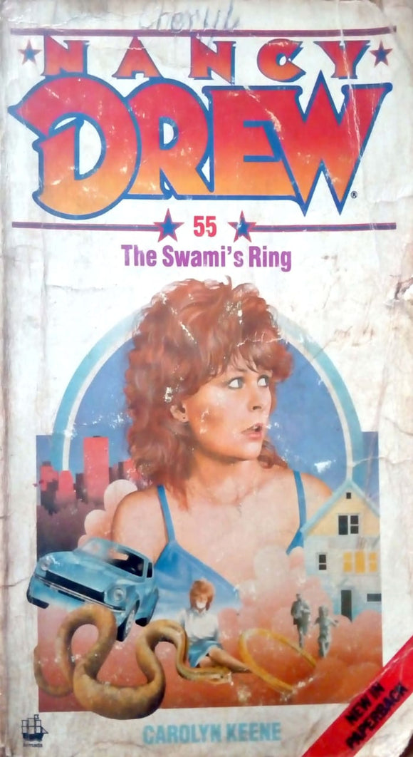 Nancy Drew 61: The Swami's Ring by Carolyn Keene
