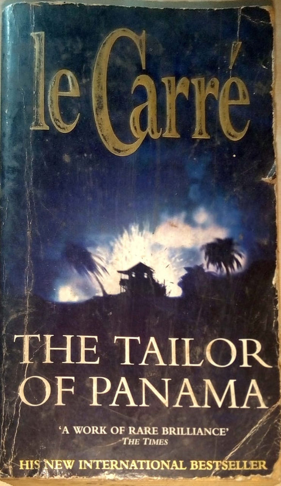 The Tailor of Panama by Le Carré, John