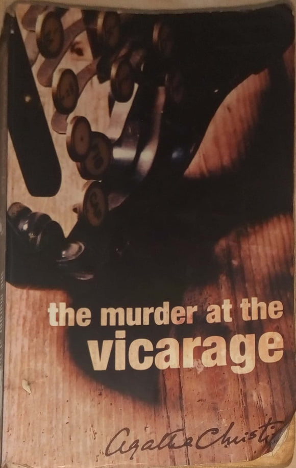 The Murder at the Vicarage: A Miss Marple Mystery (Miss Marple Mysteries) by Agatha Christie