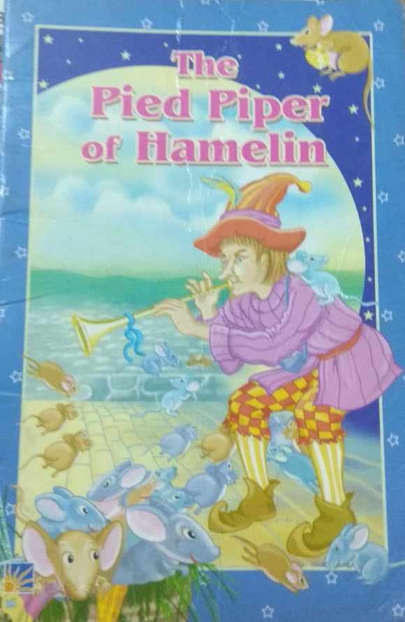 The Pied Piper Hamelin