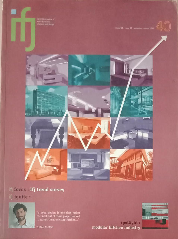 Index Furniture Journal Vol - 08 September -October 2011