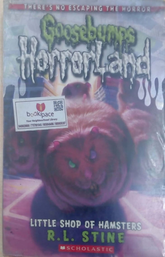 Little Shop of Hamsters (Goosebumps Horrorland) by R. L. Stine
