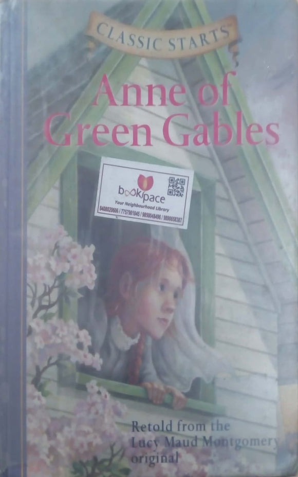 Anne of Green Gables (Puffin Classics) by L.M. Montgomery