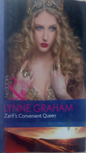 Zarif's Convenient Queen (Mills and Boon Modern) by Lynne Graham