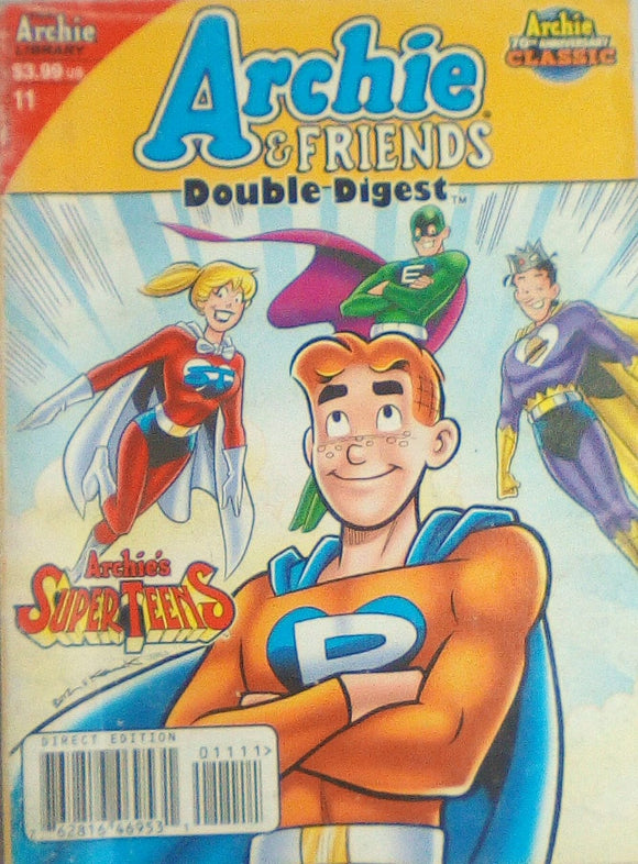Archie and Friends Double Digest