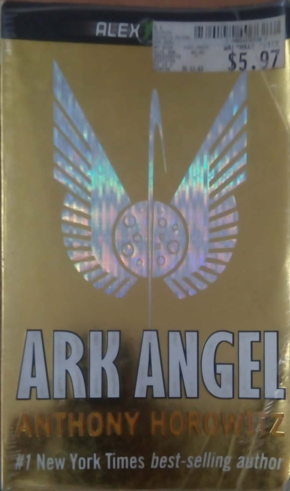 Ark Angel (Alex Rider) by Anthony Horowitz
