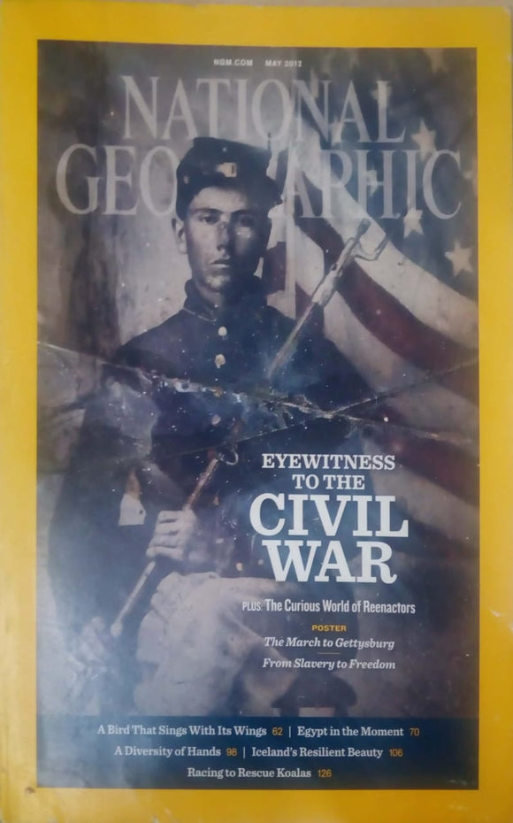 National Geographic May 2012 by National Geographic Society