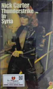 Thunderstrike in Syria (Killmaster, Book 125) by Nick Carter
