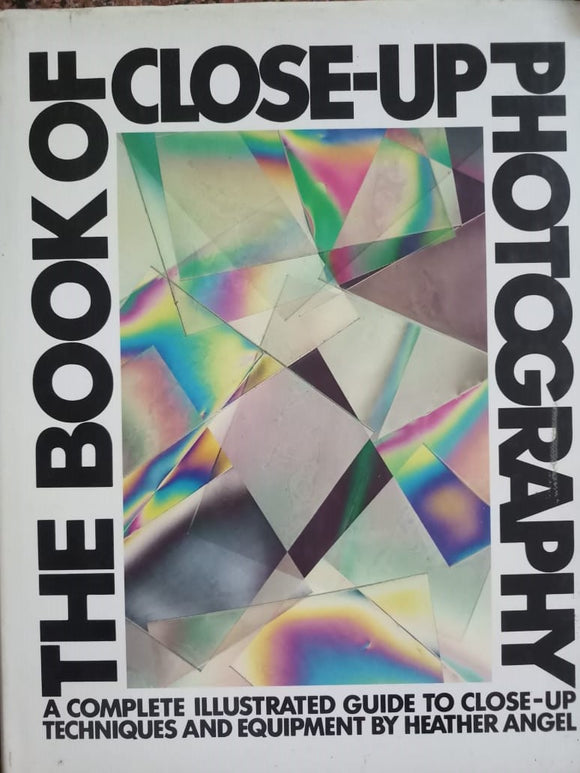 The Books Of Close-Up Photography