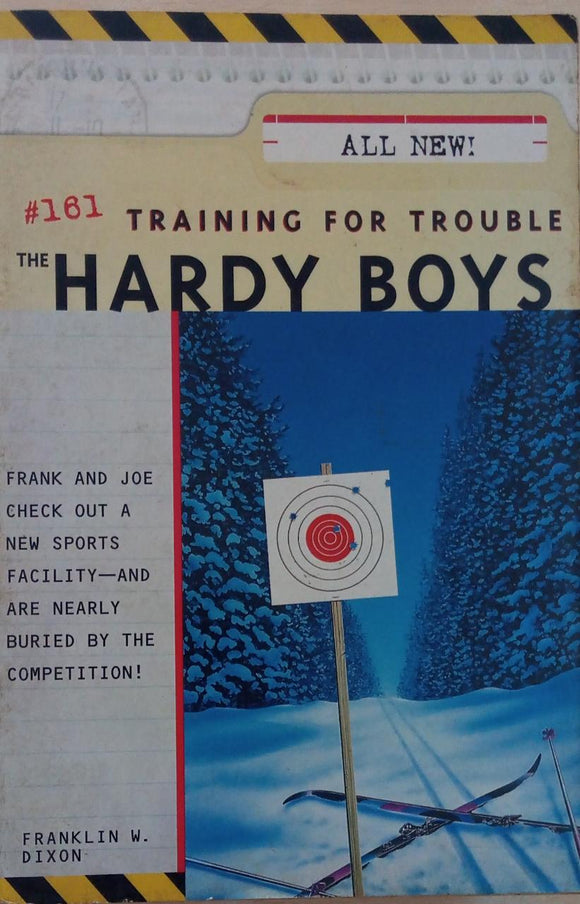 Training For Trouble, The Hardy Boys