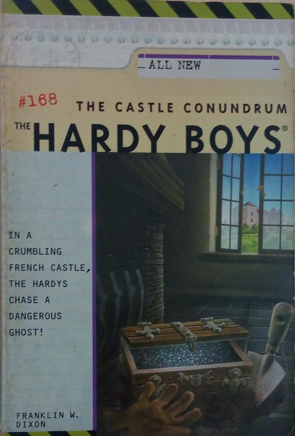 The Castle Conundrum, The Hardy Boys
