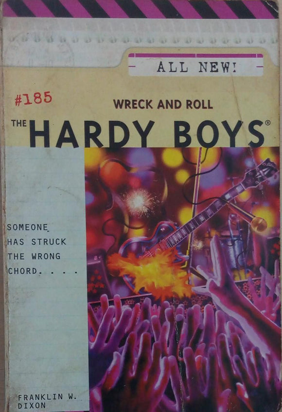 Wreck And Roll, The Hardy Boys