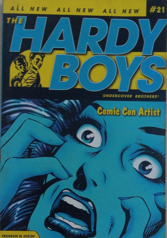 Comic Con Artist, The Hardy Boys