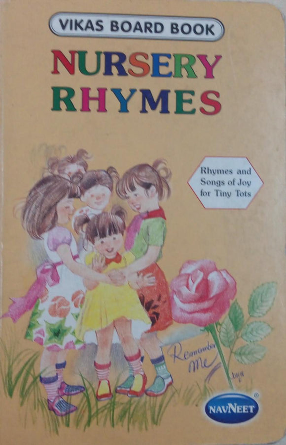 Nursery Rhymes, Vikas Board Book