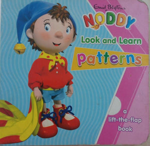 Noddy Look And Learn Patterns, Enid Blyton
