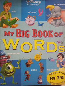 My Big Books Of Words