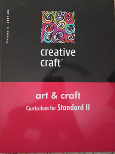 Art & Craft Curriculum For Standard II
