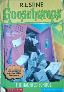 The Hunted School (Goosebumps - 59) by R.L. Stine