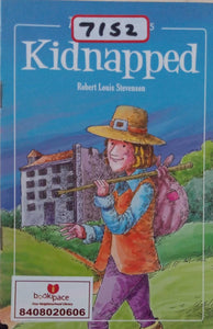 Kidnapped  By Robert louis stevenson  Ana Junior Classies