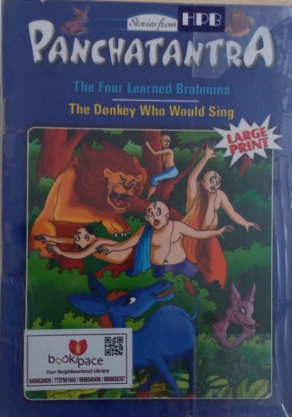 The four learned Brahmins/The donkey who would sing  Stories from Panchanantra