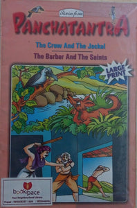 The crow & The jackal/The barber & the Saints Stories from panchatantra