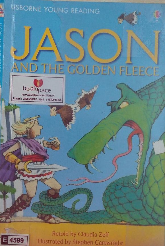Jason and the golden fleece  Usborne young reading