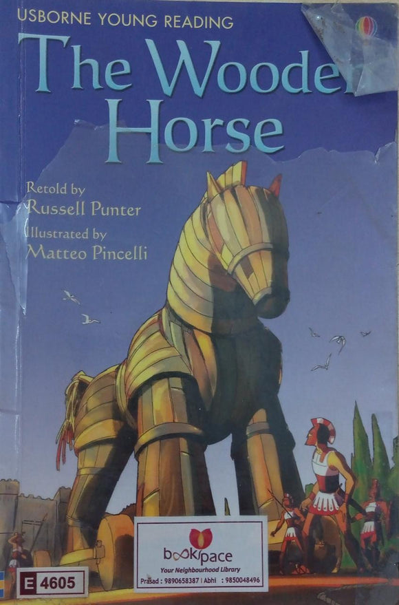 The Wooden Horse  Usborne Young Reading