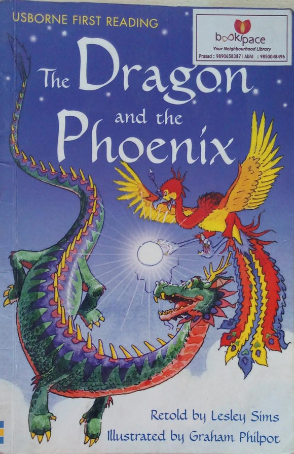 The Dragon And the Phoenix Usborne First Reading