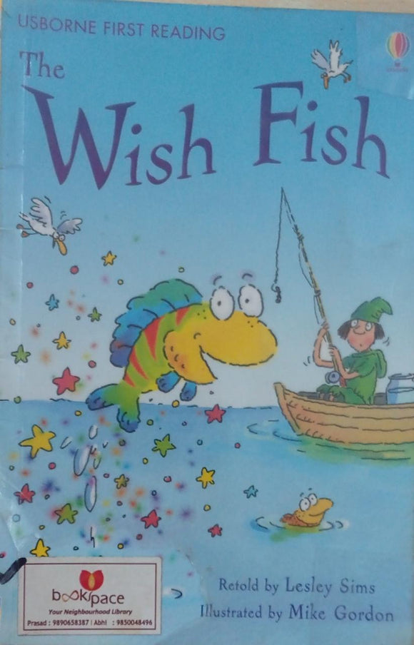 The wish Fish  Usborne First Reading