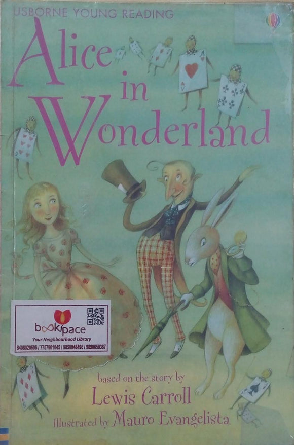 Alice in wonderland Usborne young reading