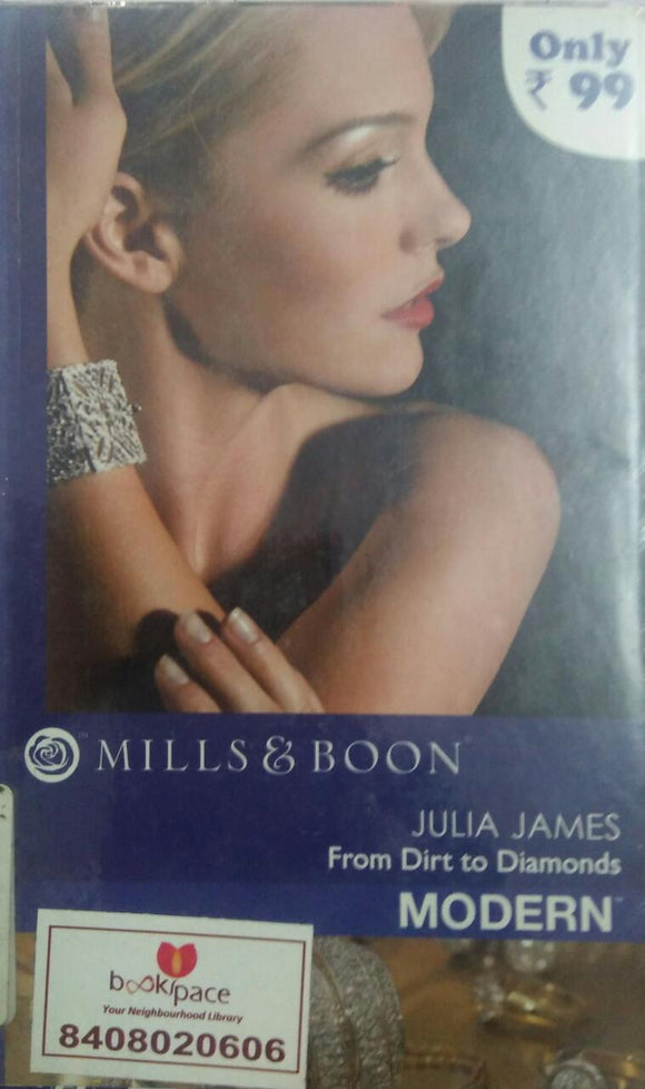 Modern (Mills & Boon) From Dist to Diamonds, By Julia James