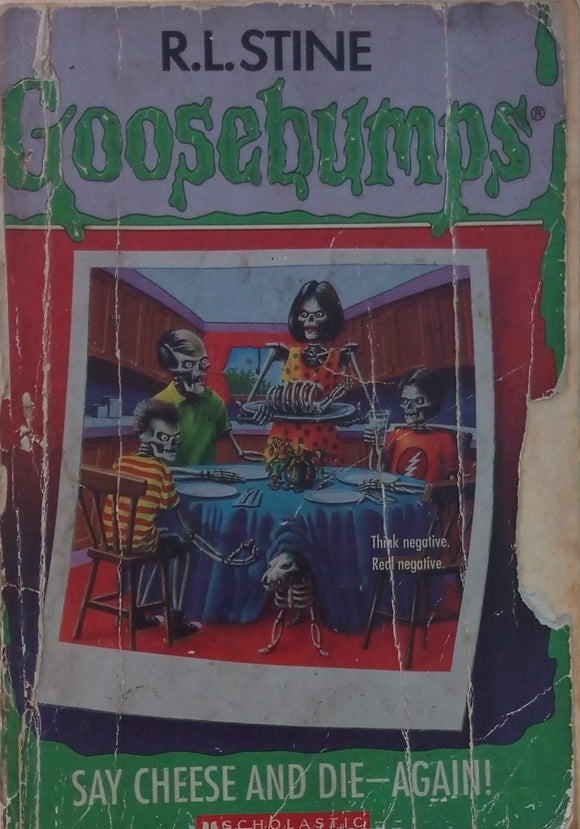 Say Cheese And Die - Again  Goosebumps  By R L Stine