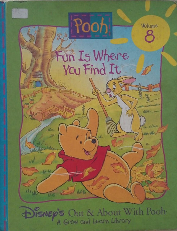 Funis where you find it pooh volume8